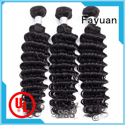 virgin deep curly hair supplier for men