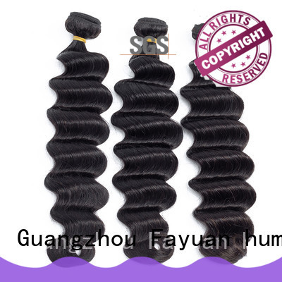 Fayuan Best wholesale indian hair Suppliers for men