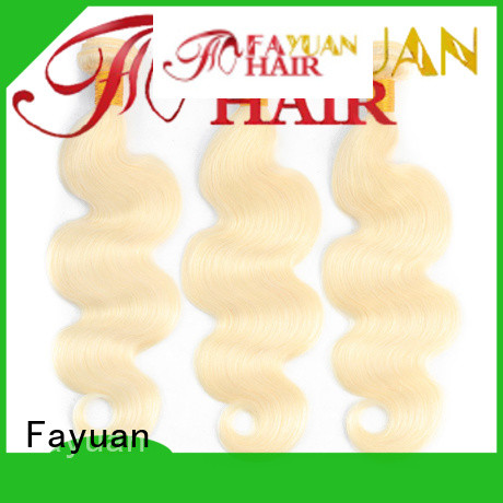 Fayuan Top brazilian hair for business for barbershop