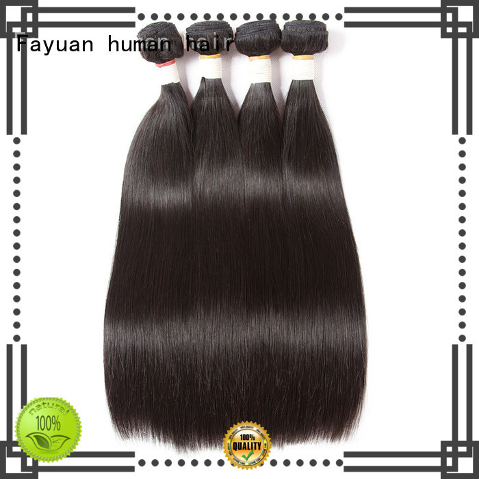 match brazilian straight hair brazilian for street Fayuan