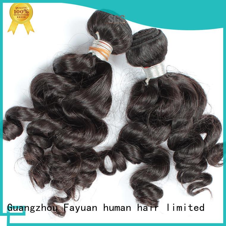 Fayuan deep deep wavy hair manufacturer for men