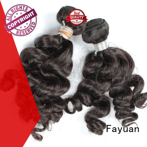 Fayuan loose loose wave manufacturer for selling
