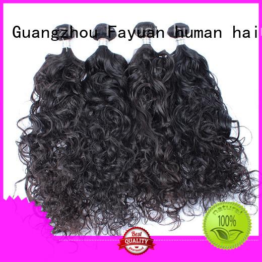 Wholesale Virgin  deep wave best grade hair