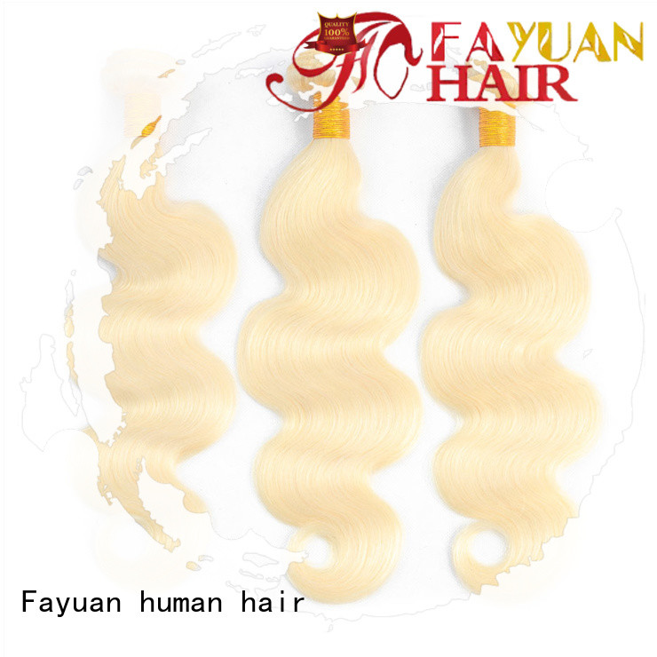 Fayuan High-quality cheap brazilian hair bundles factory for selling