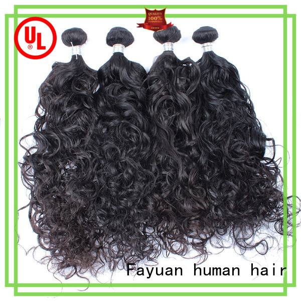 Wholesale Virgin  deep wave best grade hair