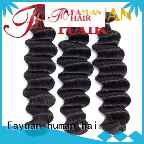 Fayuan loose hair suppliers in india Suppliers for street