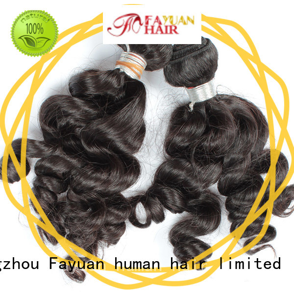 Fayuan Top indian hair extensions wholesale for business for men