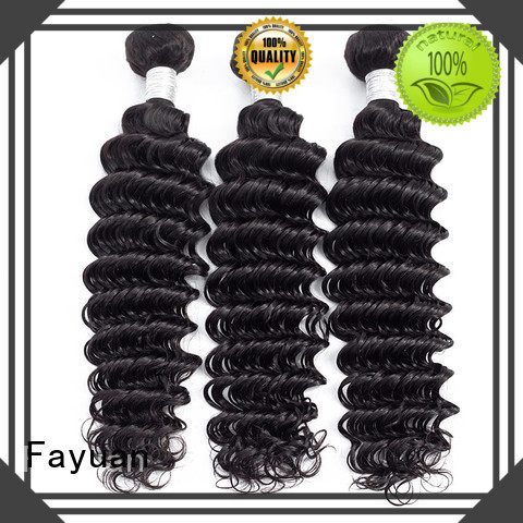 Fayuan body curly peruvian for business for street