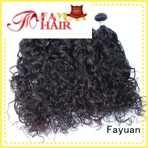 malaysian malaysian human hair supplier for women Fayuan