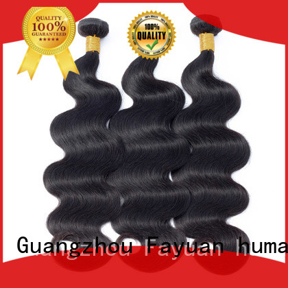 Fayuan Custom good peruvian hair company for men