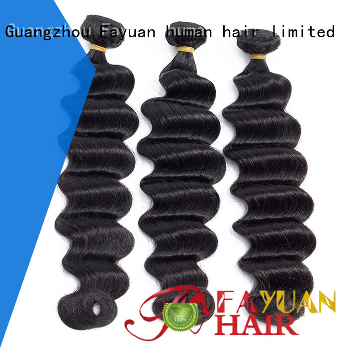 Fayuan virgin virgin hair vendors in india Supply for selling