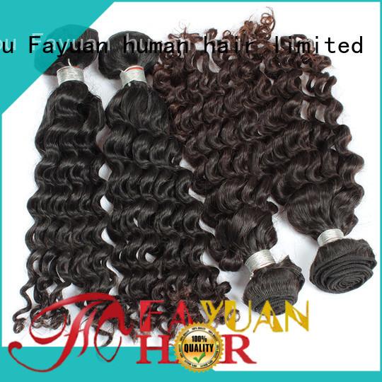 Fayuan malaysian malaysian curly hair wig company for selling