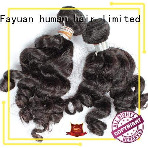 virgin indian wavy hair supplier for men Fayuan