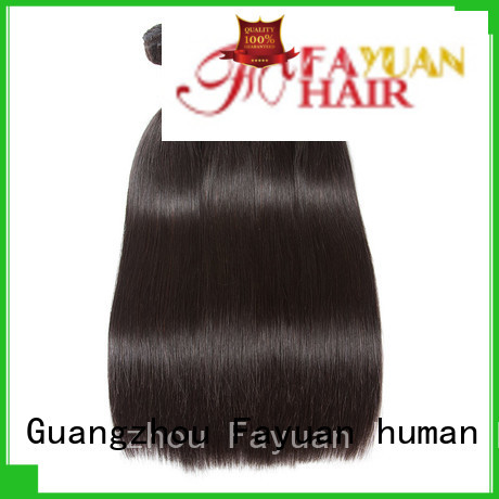 Fayuan Latest brazilian hair for business for selling