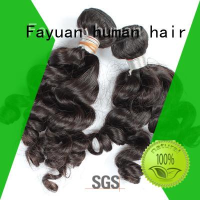virgin indian hair extensions supplier for women