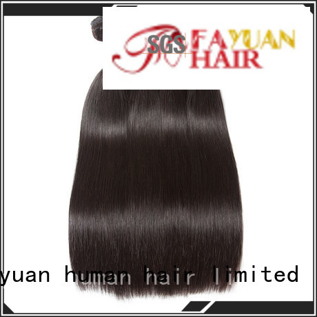 straight straight hair with curls wholesale for street Fayuan