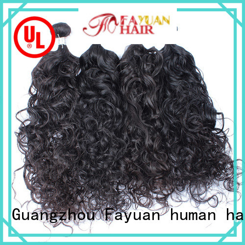 Fayuan deep malaysian wavy hair for business for women