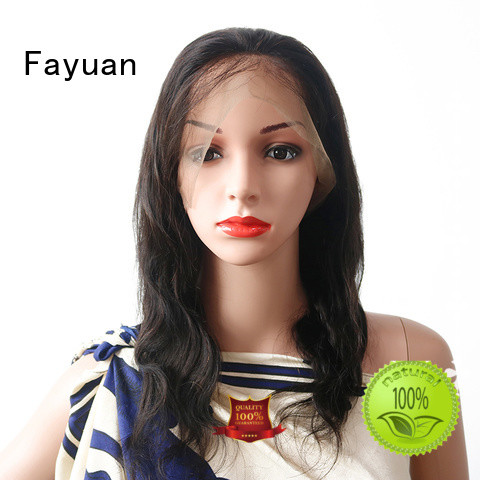 Full Lace Wig professional for barbershop Fayuan
