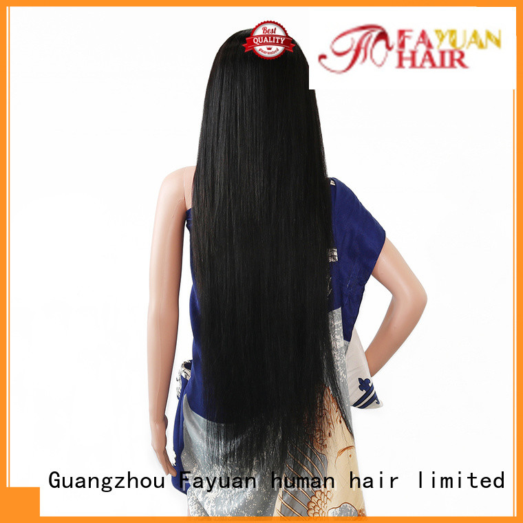 Fayuan professional Wig wholesale for selling