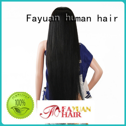 Fayuan Latest custom wig shop Suppliers for street