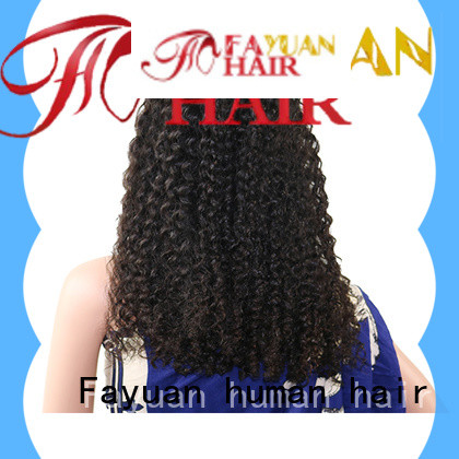 Fayuan Latest cheap lace front wigs factory for women