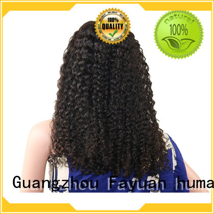 Fayuan lace best quality lace front wigs company for street