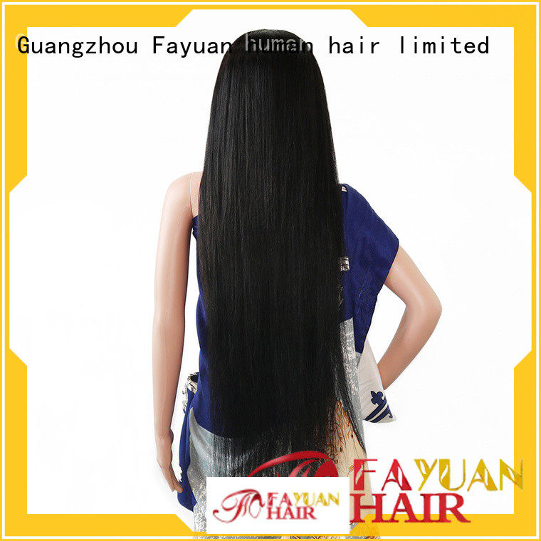 Fayuan Top custom made wigs for sale for business for street