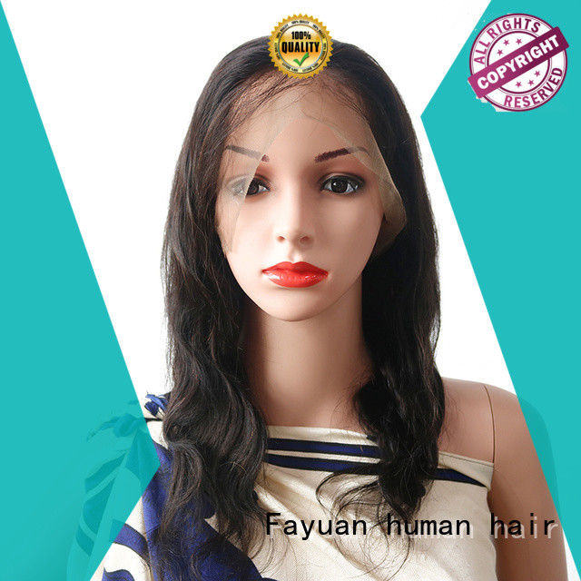High-quality good full lace wigs human Suppliers for men