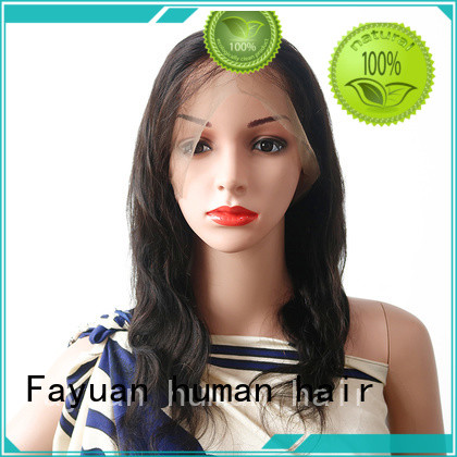 Fayuan aligned best cheap full lace wigs manufacturers for women