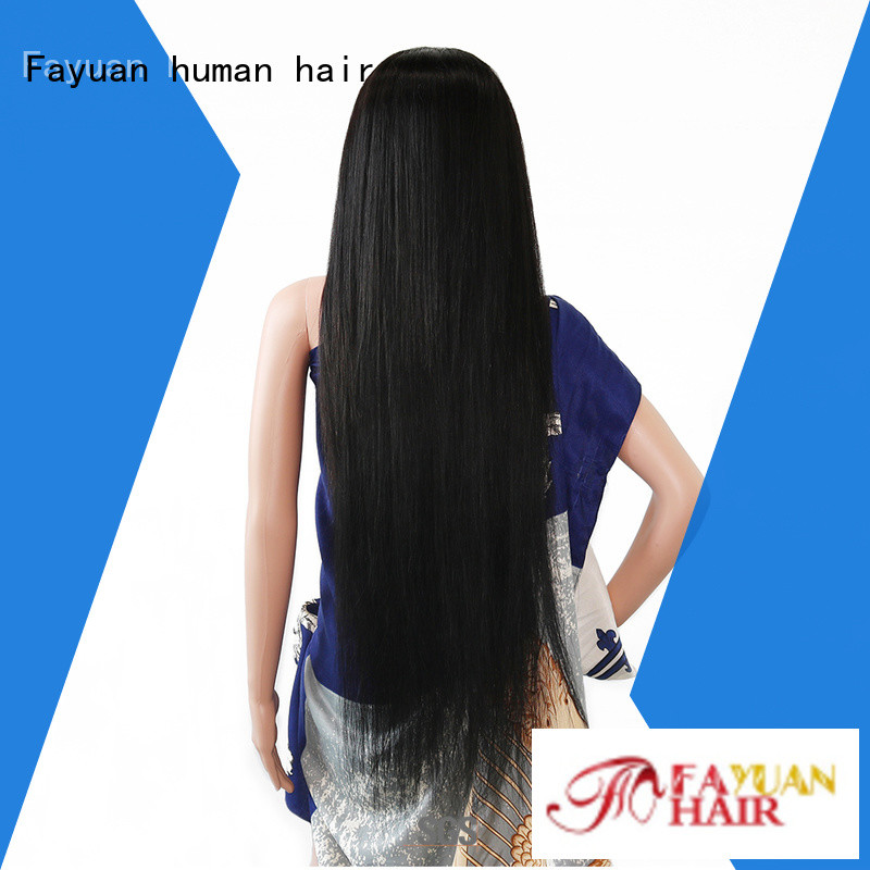 online Customized Wig wholesale for women Fayuan