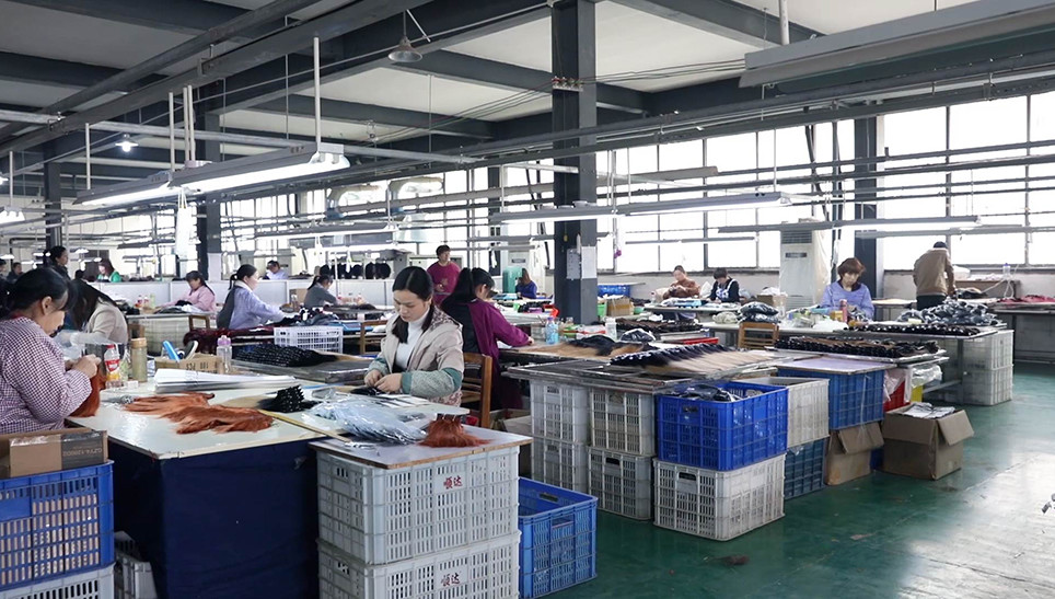 Fayuan Factory Production Technology