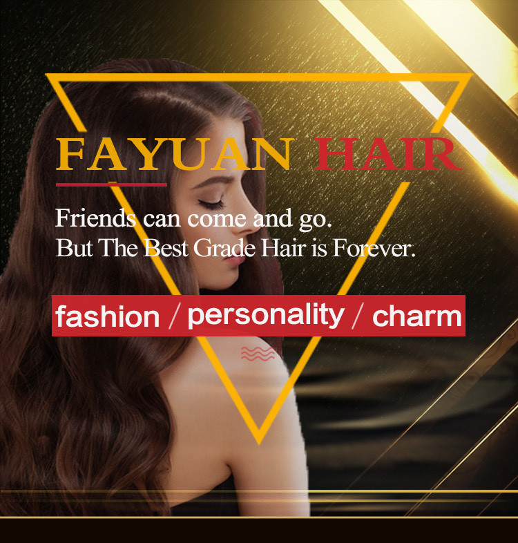 Fayuan Custom full lace synthetic wig company for selling