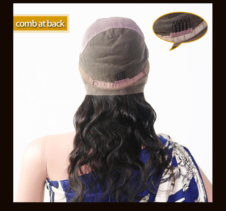 High-quality full lace front wigs grade Supply for selling-9