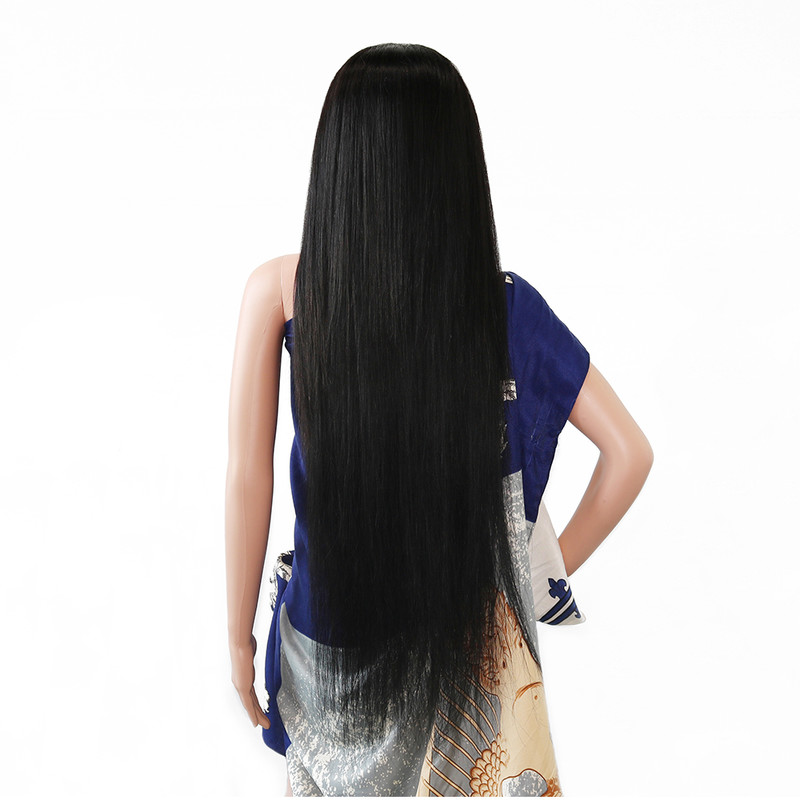 wholesale price straight 13x4 lace frontal wig 100% virgin human hair