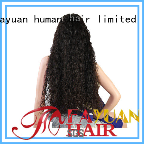 Fayuan Top best custom wigs Supply for barbershop