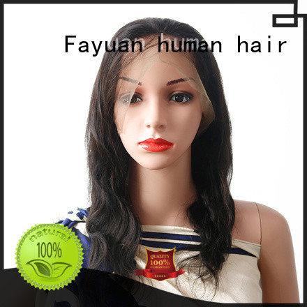 online Full Lace Wig supplier for barbershop Fayuan
