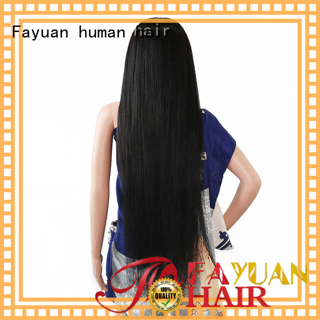 Fayuan Wholesale custom made lace frontals Suppliers for barbershop