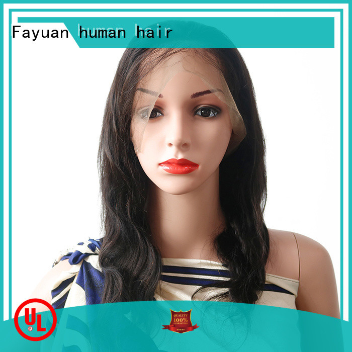 Fayuan Best whole lace wig for business for selling