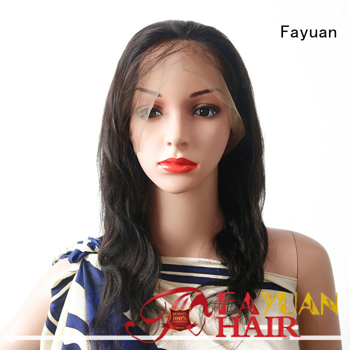 Fayuan aligned cheap whole lace wigs company for women