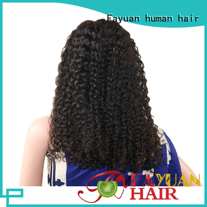 Fayuan Top curly lace front wigs Suppliers for selling