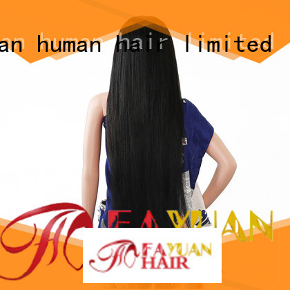 Fayuan High-quality customize your own wig manufacturers for selling