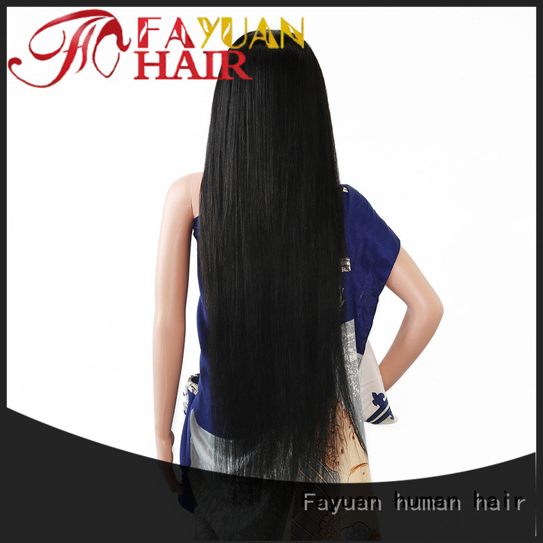 Top custom color full lace wigs human Suppliers for barbershop