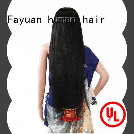 Fayuan virgin custom made lace frontals Supply for selling