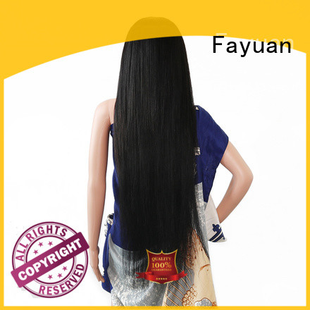 Fayuan online Lace Frontal Wig manufacturer for men