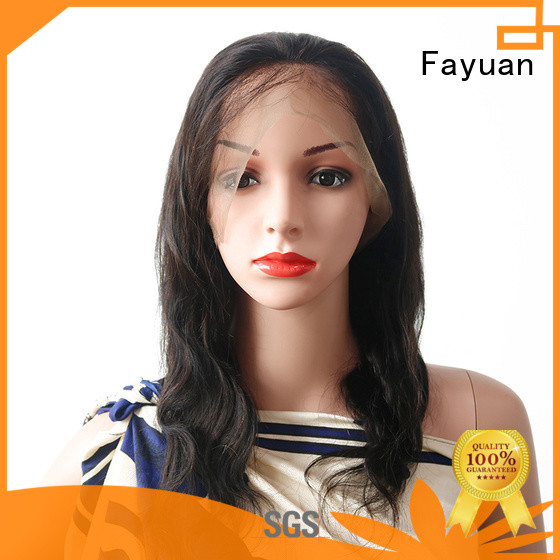 Top human lace wigs aligned company for selling
