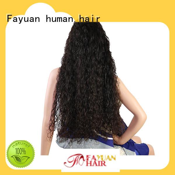 Fayuan Custom custom made wigs near me Suppliers for women