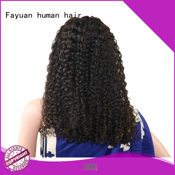 Fayuan online Lace Frontal Wig manufacturer for street