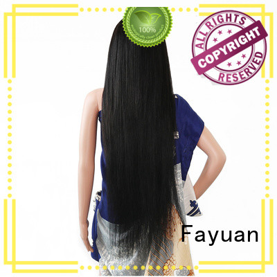 Fayuan online Wig series for street