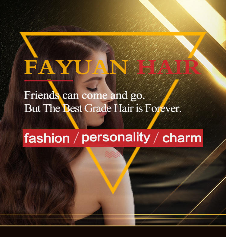 Fayuan hair glueless lace front wigs company for barbershop-1