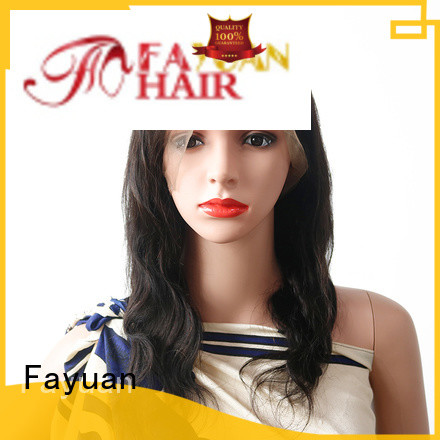 online Full Lace Wig supplier for street Fayuan